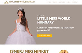 Little Miss World Hungary